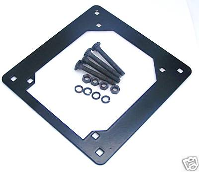 MOUNTING PLATE FOR ICT THERMAL PRINTERS - Click Image to Close